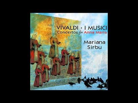 A. Vivaldi Concertos for Anna Maria, I Musici