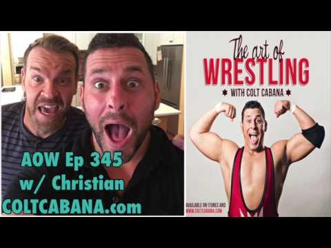 Christian Ep 345 | AOW podcast w/ Colt Cabana