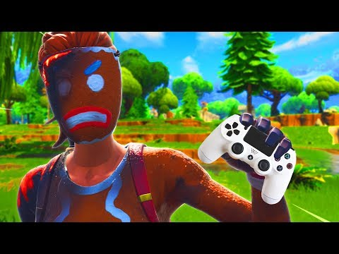 If You Want To Join Chronic, Use These Fortnite Controller Settings..