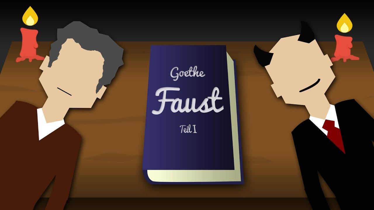 Goethes Faust Zusammenfassung Rap Tirow Official Animated Video