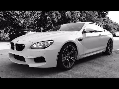 2014/2015 BMW M6 Coupe Full Review / Exhaust / Start Up