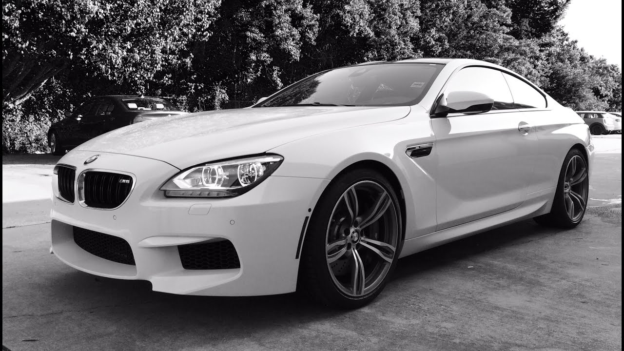 2014 2015 Bmw M6 Coupe Full Review Exhaust Start Up