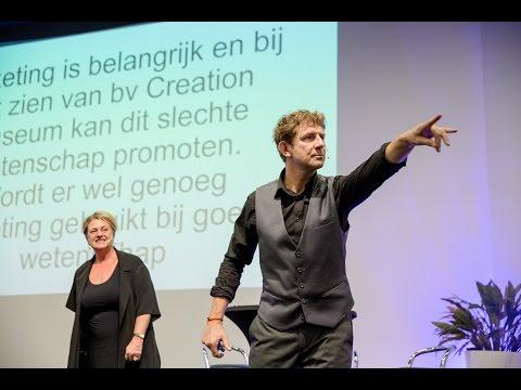 Skepsis congres 2016 Patricia Osseweijer & Martijn van Calmthout