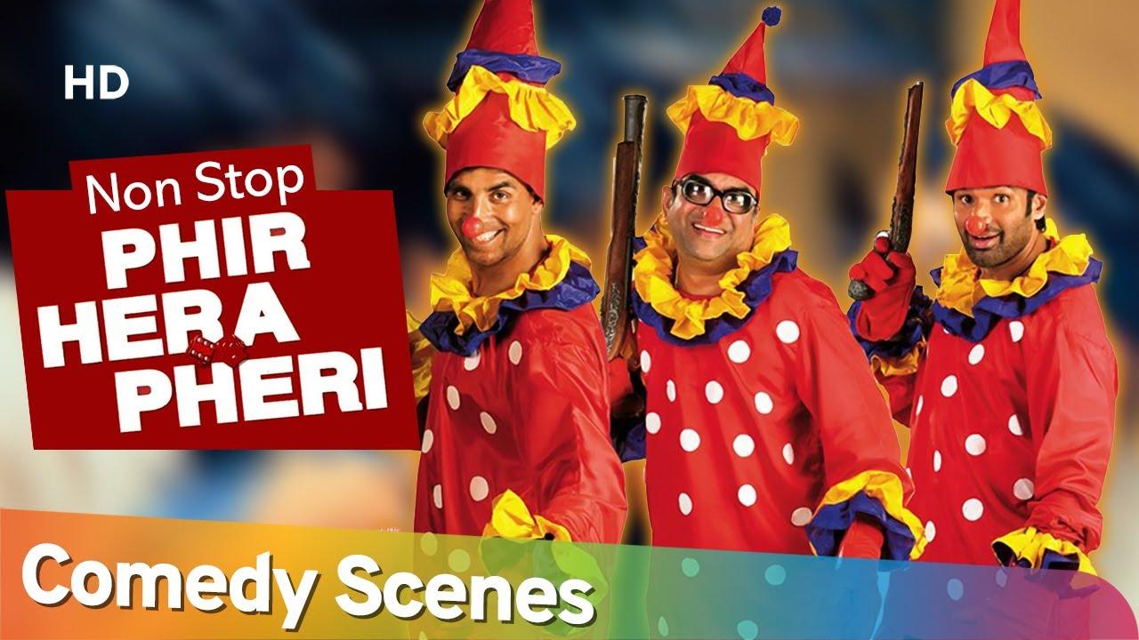 Download Phir Hera Pheri Nonstop Comedy Scenes - Akshay Kumar - Paresh Rawal - Rajpal Yadav - Sunil Shetty
