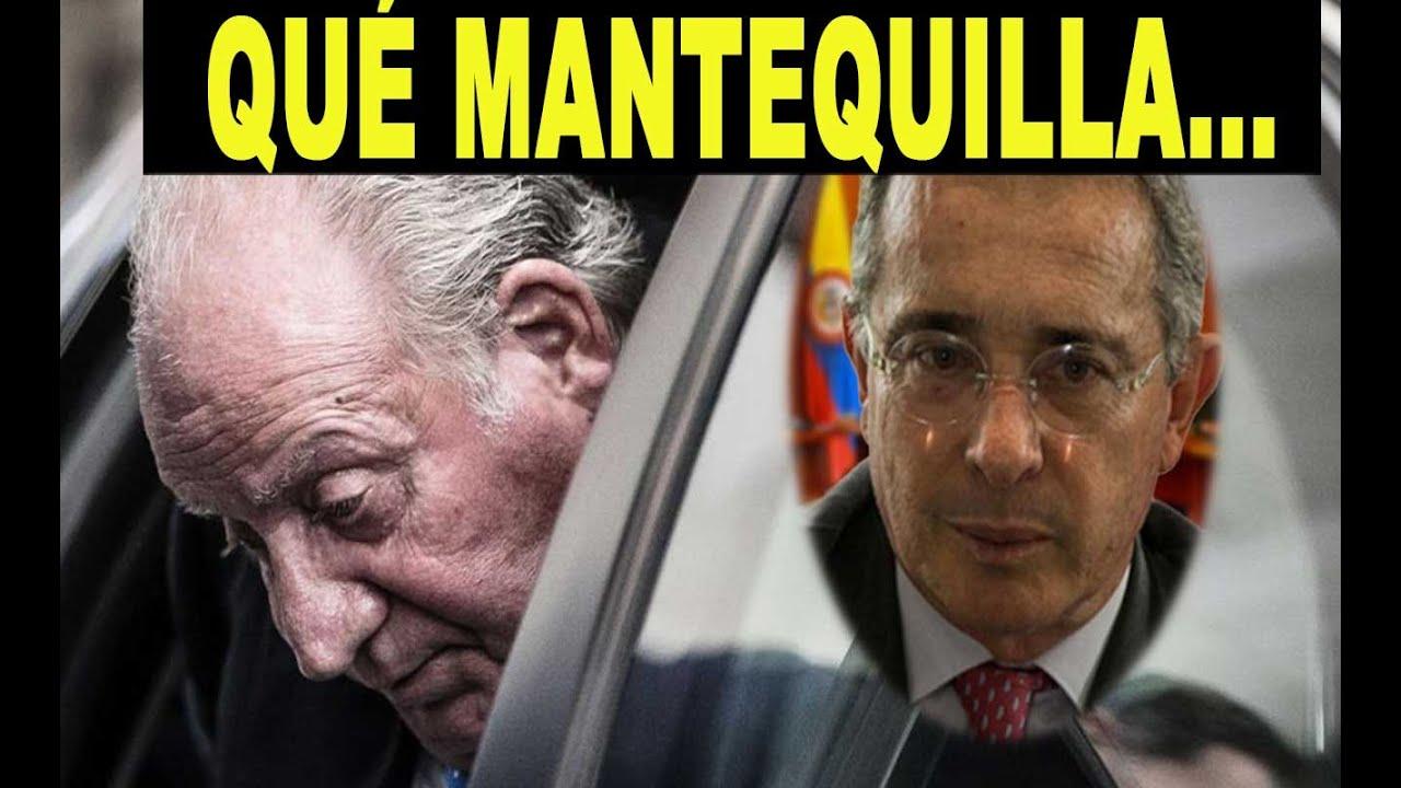 El sistema desecha a Uribe y al rey Juan Carlos (España Venezuela)