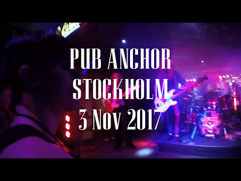 A Swedish Tribute To GUNS N ROSES PUB ANCHOR Stockholm