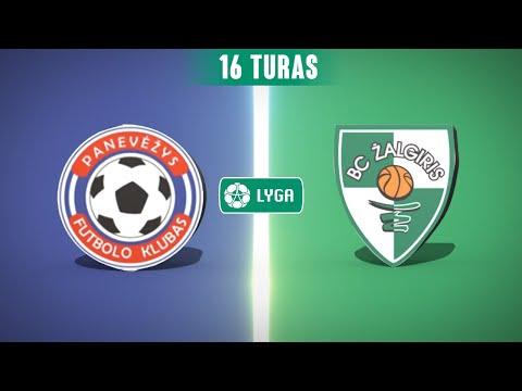 FK Panevezys Kauno Zalgiris Goals And Highlights