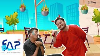 Cà Phê Chuông Reo - FAPtv Viral