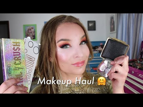 Makeup Haul : Kiko, By Terry, Chanel, Kat Von D, Kevyn Aucoin, Estee Lauder, Colourpop, Urban Decay
