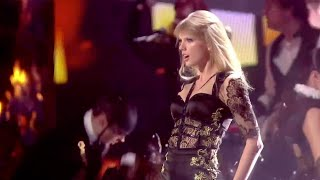 Taylor Swift - I Knew You Were Trouble (BRIT Awards 2013)