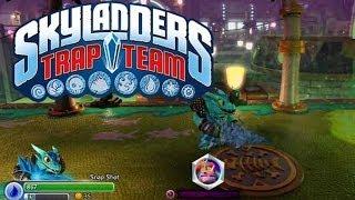 Skylanders Trap Team - E3 Gameplay Demo (Food Fight, Painyatta, Snap Shot...)