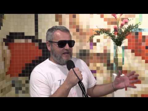 Tobias Rehberger at Fondation Beyeler at Art Basel Miami Beach 2015