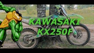 KAWASAKI KX250F - YOVUZ QURBAQA