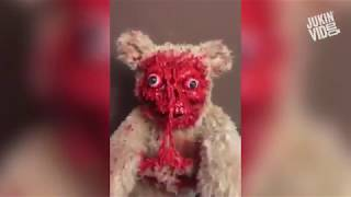 Top 10 Scary Moments Caught on Camera. #Scary moments Entertainment log