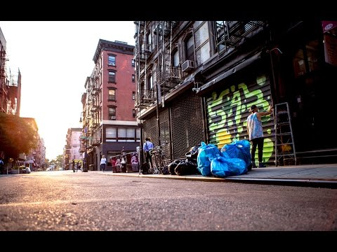 The Sun Speaks: SABIO Discusses Graffiti, Pixação, and His New Exhibit from YouTube · Duration:  2 minutes 54 seconds