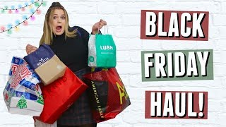 Black Friday Try On Haul 2019! (feeling cute, curvy & caffeinated af)