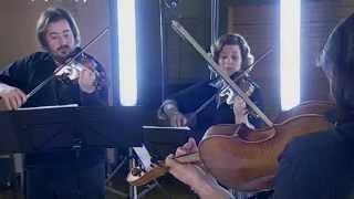 Artemis plays Beethoven string quartet op.18 No.4 - 2008