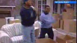 Carlton's Happy Dance