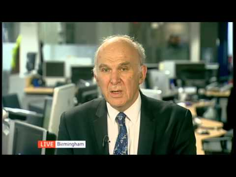 Vince Cable: Europe and Google