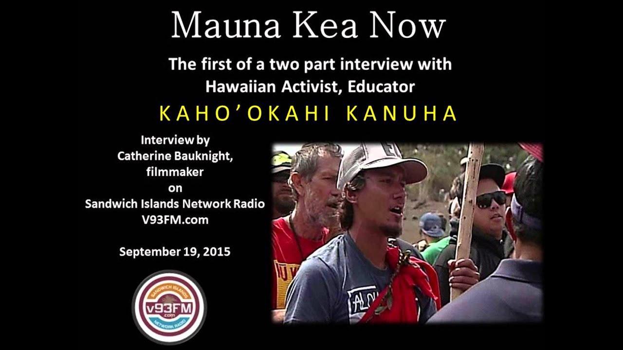 KAHOOKAHI KANUHA PART 1 - YouTube