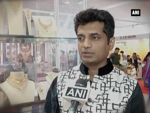 Rajkot hosts first-ever B2B jewellery exhibition - ANI News