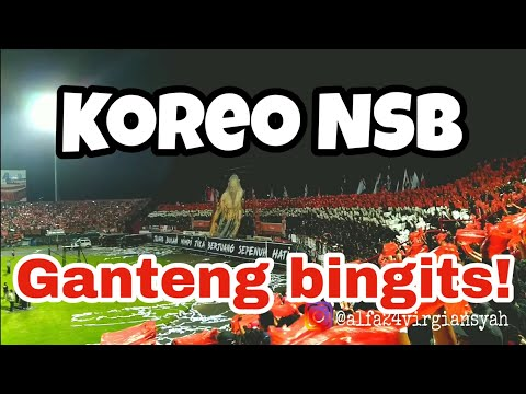 KOREO NORTHSIDE BOYS - POV Tribun Timur
