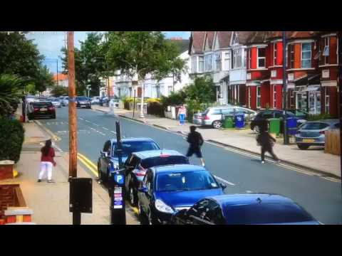 London Drug Gang Fight 16/07/17