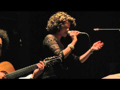 """""""Just the Two of Us"""" Cyrille Aimée & Diego Figueiredo, Live @ Dizzy's"""