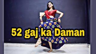 52 Gaj Ka Daman| Kashika Sisodia Choreography