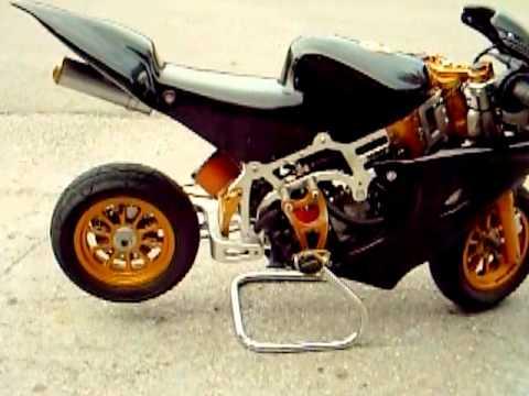 Pocket Bike Phantom 40cc