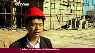 Chinese firms work with local firms to drive Mozambique's construction