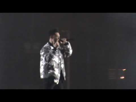 The Weeknd - Starboy (Live at NOS ALIVE...