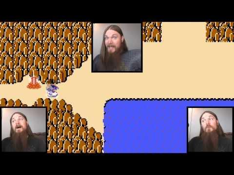 Legend of Zelda Overworld Theme - Acapella