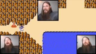 Repeat youtube video Legend of Zelda Overworld Theme - Acapella