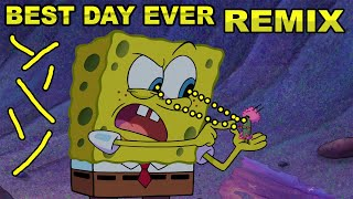 Gambar cover Spongebob Squarepants Best Day Ever Trap Remix-ILL ( EDIT BY : ME )