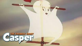 Casper Classics   Deep Boo Sea   Casper the Ghost Full Episode   Kids Cartoon   Videos For Kids