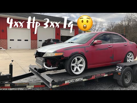 Tsx Gets Tuned