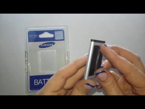 Аккумулятор для Samsung C5212 Original