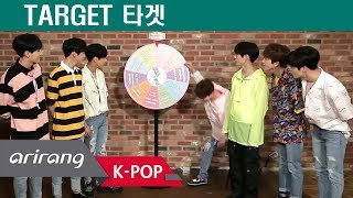 [Pops in Seoul] Real shot, target! TARGET(타겟)'s Spin The Roulette