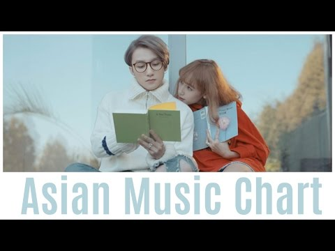 ASIAN MUSIC CHART March 2017