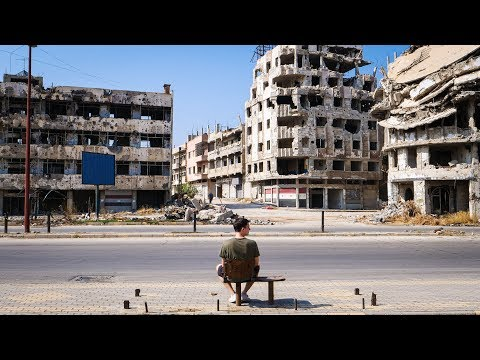 INSIDE HOMS CITY in 2019 - Syria after the Civil War