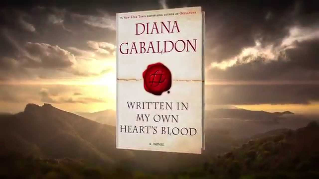 Written In My Own Hearts Blood Epub
