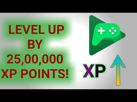 Increase Your Google Play Games XP In 5  Minutes!