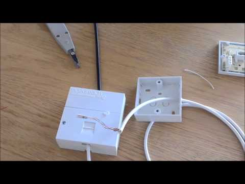 how to make a telephone cable usoc rj11 rj45 funnycat tv. Black Bedroom Furniture Sets. Home Design Ideas