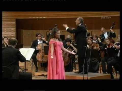 Cecilia Bartoli - Parto, Parto, Ma Tu Ben Mio