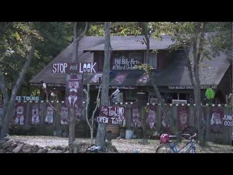Kentucky Farm Bureau Presents Bluegrass & Backroads- Apple Valley Hillbilly Garden and Toyland