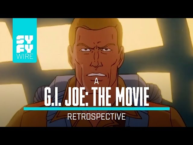 1987's G I  Joe: The Movie: Everything You Didn't Know | SYFY WIRE