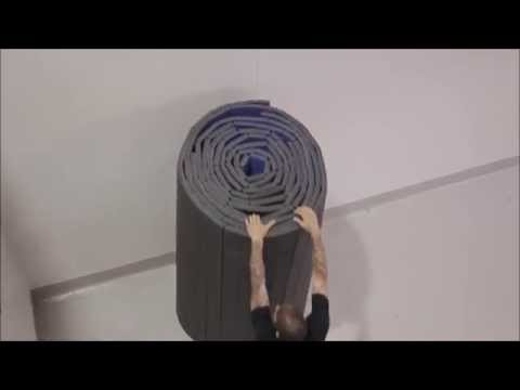 How To: Install Dollamur FLEXI-Roll® Mats