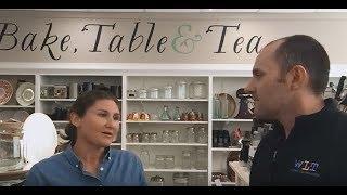 Bake Table and Tea