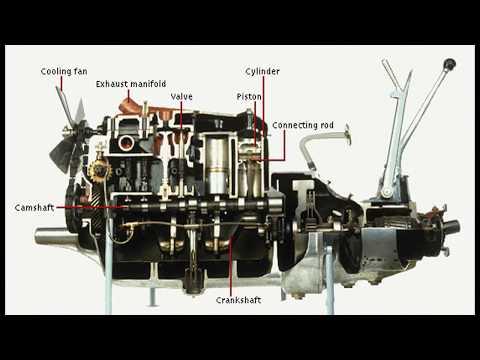 history of ic engine